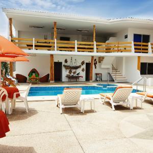 Hotel Pictures: Casa de Pia Hostel, Playas