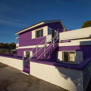 Fotografie hotelů: Casa violeta, Monte Hermoso