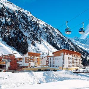 Hotelbilder: Hotel Vier Jahreszeiten, Sankt Leonhard im Pitztal