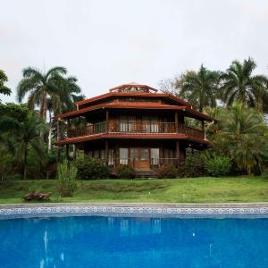 Hotel Pictures: Villa Vista Panoramica, Mal País