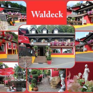 Hotelbilleder: Hotel Waldeck, Flörsbachtal
