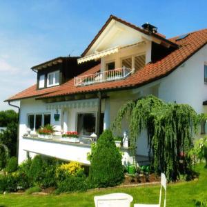 Hotelbilleder: BodenSEE Apartment Meckenbeuren Im Saendler, Meckenbeuren