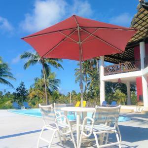 Hotel Pictures: Casa Vermelha Guest House Diogo, Diogo
