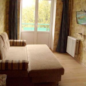 Hotellbilder: Two-bedroom apartment, Maladzyechna