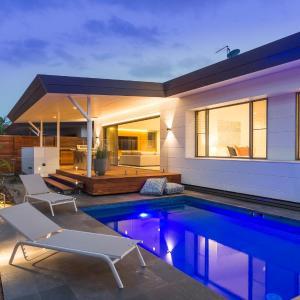 酒店图片: Kaylani Beach Houses, 拜伦湾