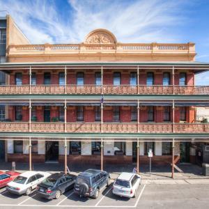 Φωτογραφίες: Quality Inn The George Hotel Ballarat, Μπαλαράτ