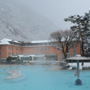 Hotel Pictures: Grand Hôtel des Bains, Lavey-les-Bains