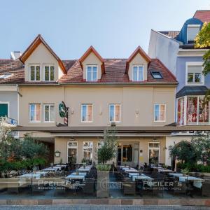 酒店图片: Pfeiler's Bürgerstüberl - Hotel, 费尔德巴赫
