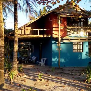 Hotel Pictures: Chalé beira-mar Costa Dourada Bahia, Mucuri