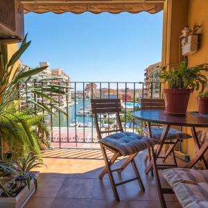 Hotel Pictures: Apartment near the beach with magnificent views, Port Saplaya