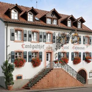 Hotelbilleder: Hotel Landgasthof Schwanen, Bad Bellingen