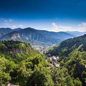 Hotellikuvia: Guest House Mzia, Borjomi