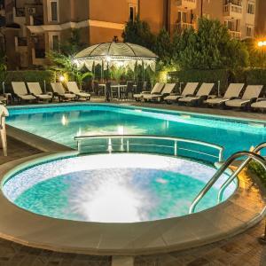 ホテル写真: Family Hotel Venera, サニービーチ