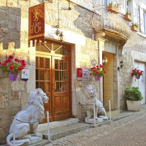 Hotel Pictures: Hotel du Lion d'Or, Rocamadour
