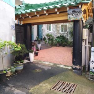 酒店图片: Pungnamhouse Guesthouse, 全州市