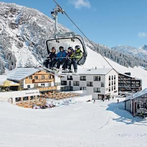 Hotelfoto's: Sporthotel Steffisalp, Warth am Arlberg