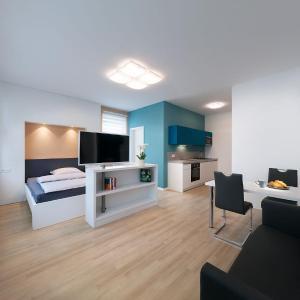 Hotel Pictures: Apartments Drei Morgen, Leinfelden-Echterdingen