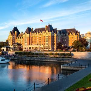 Hotel Pictures: Fairmont Empress Hotel, Victoria