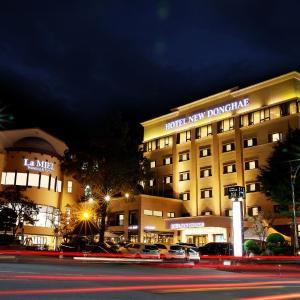 Fotografie hotelů: New Donghae Tourist Hotel, Donghae