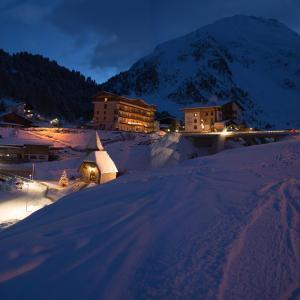 Zdjęcia hotelu: Hotel Alt Vent Tyrol, Vent