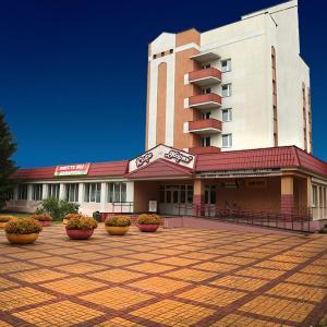 Hotel Pictures: Gostinitsa Uborty, Lyel'chytsy