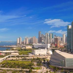 Hotelbilleder: Hilton Miami Downtown, Miami