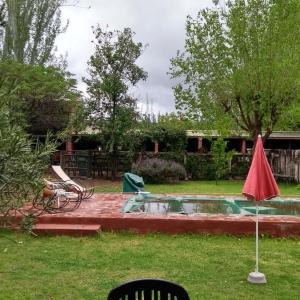 Fotos do Hotel: Entre caballos y vides, Bajo Lunlunta
