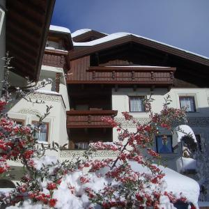 Zdjęcia hotelu: Aparthotel Garni am Johannesbrunnen, Fiss