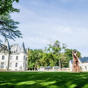 Hotel Pictures: Château de Baillant, Vendeuvre-du-Poitou