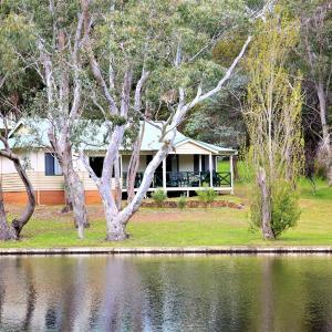 Zdjęcia hotelu: Bushy Lake Chalets, Margaret River