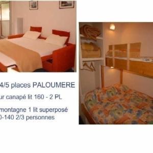 Hotel Pictures: Apartment Paloumere, Gourette