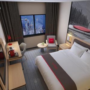 Hotel Pictures: Thank Inn Chain Hotel Weihai Wendeng Wenshan Road, Weihai