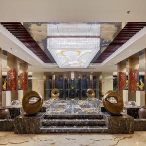 Hotel Pictures: Jinan Hong Teng International Hotel, Jinan