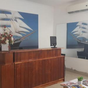 酒店图片: Hospedaria Mar Azul, 罗安达