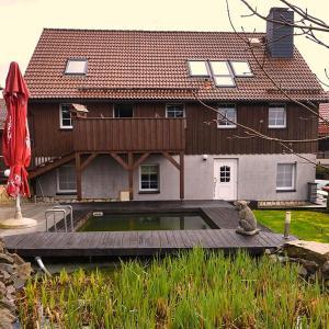Hotelbilleder: Ferienhaus Brockenbäcker, Tanne
