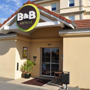 Hotel Pictures: B&B Hôtel Marne-la-Vallée, Bussy-Saint-Georges
