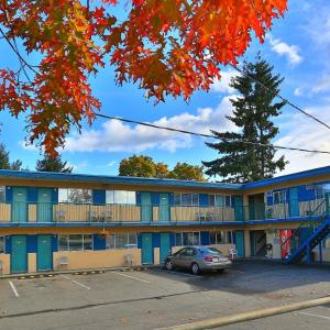 Hotel Pictures: Diplomat Motel, Nanaimo