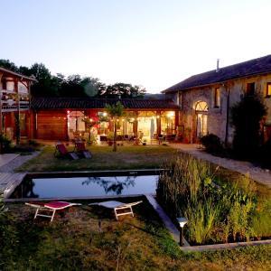 Hotel Pictures: La Pierre Folle Chambres d'Hôtes, Cluny