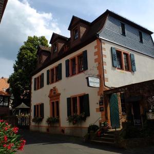 Hotelbilleder: Schlossstuben, Büdingen