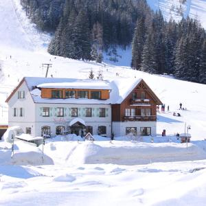 Hotelbilleder: Hotel Passhöhe, Hohentauern