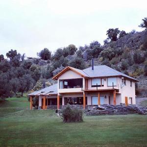 Фотографии отеля: Alla en el Sur - Residencia de Montana, Сан-Мартин-де-лос-Андес