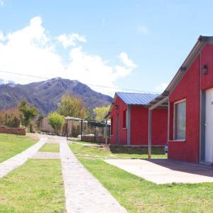 Fotos de l'hotel: Cabañas Valle del Sol, Potrerillos