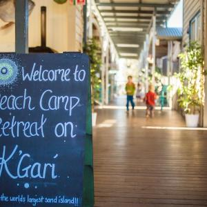 Hotelbilder: The Beachcamp Eco Retreat, Fraser Island
