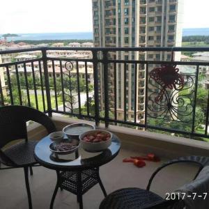 Hotel Pictures: Hailingdao Seaview Apartment, Yangjiang