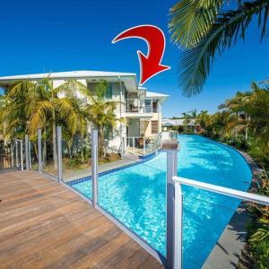 Hotelbilleder: Pacific Blue Apartment 288B, 265 Sandy Point Road, Salamander Bay