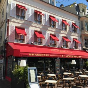 Hotel Pictures: Hotel l'Avenue, Chantilly