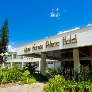 Hotel Pictures: Aguas Mornas Palace Hotel, Santo Amaro da Imperatriz