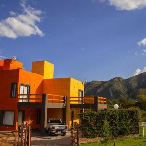 ホテル写真: Cabañas Rinconcito, Potrero de los Funes