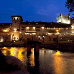 Hotel Pictures: Hotel Termal Abadia de Los Templarios, La Alberca