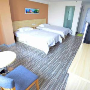 Photos de l'hôtel: Grid Inn Nanning Zhuxi Avenue Huluding Branch, Nanning
